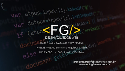 criação de sites onepage profissional