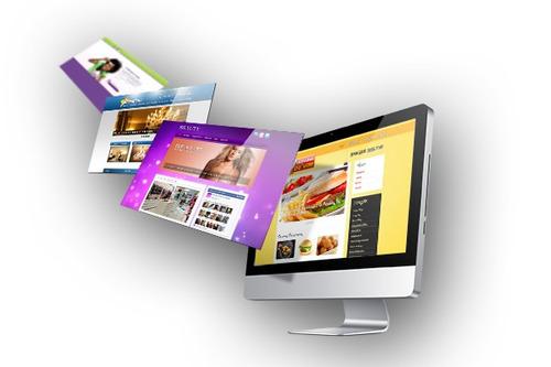 criação de sites ou lojas virtuais corporativas