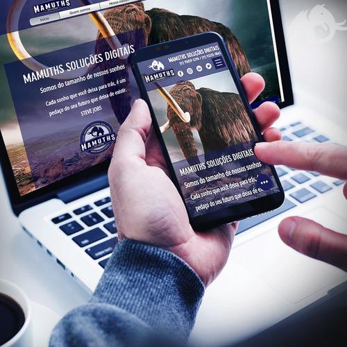 criação de sites personalizado para seu negócio!!!