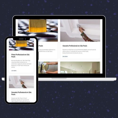 criação de sites profissionais e lojas virtuais