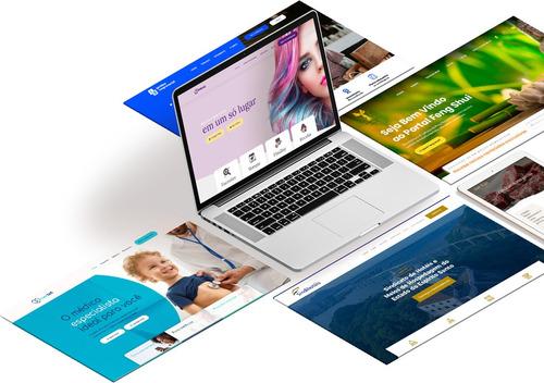 criação de sites profissionais / ler descrição