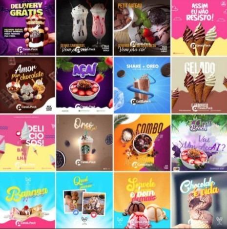 criação de stories animados personalizados instagram e fb