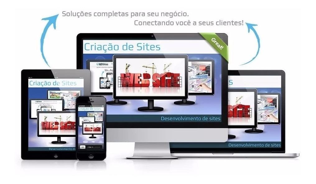 4571e70b24ddac Criação De Website, Blog, Loja Virtual - Entrega Relâmpago
