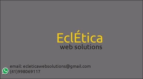 criação de websites, logotipos e identidade visual.