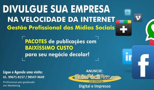 criação prof. de anúncios em imagem e vídeo redes sociais