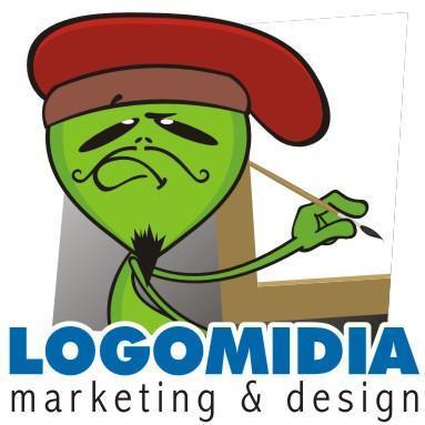 criação rápida personalizada de logotipo - logomarca - logo