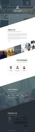 criação site site
