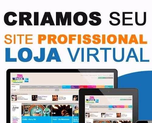 6b2c4901fee9e2 Criação Sites Html E Wordpress (editáveis) - Lojas Virtuais