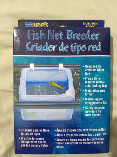 criadero parto separador aclimatador acuidado de peces herid