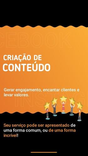 criador de conteúdos - mídias sociais (flyer digital)