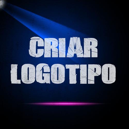 criar  fazer logo  logotipo profissional