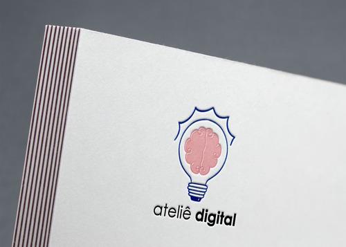 criar logotipo logomarca - arte visual - post rede social