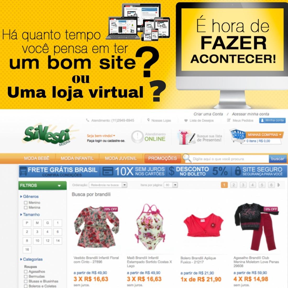 ad3c0e846 criar lojas virtuais e websites profissional em são paulo. Carregando zoom.