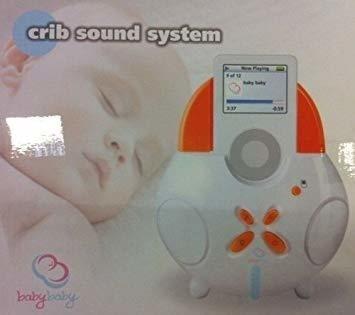 crib sound system - aj hogar