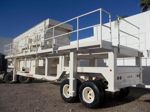 cribas vibratorias arena portatil eljay tres camas de 6x20