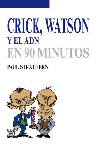 crick, watson y el adn(libro )