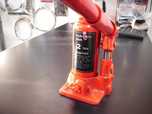 cricket hidraulico botella - 2 toneladas