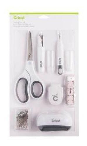 cricut - kit de ferramentas para costura - 06 peças - (20039