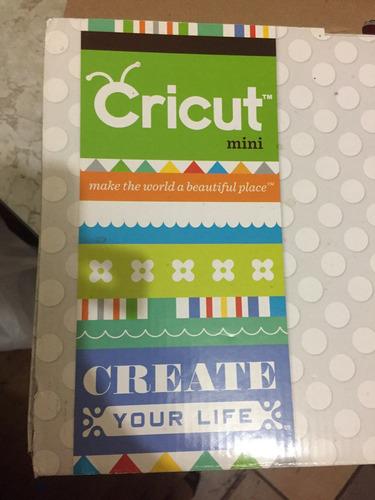 cricut mini