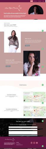 crie o seu site com a cara do seu negócio - criação de sites