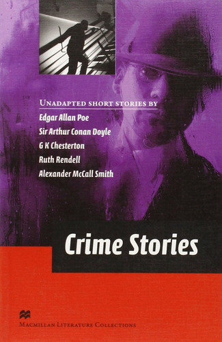 crime stories - macmillan literature collections