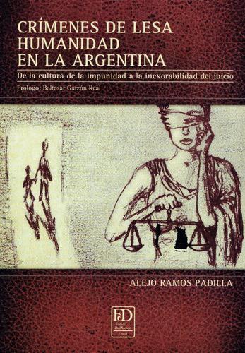 crímenes de lesa humanidad en la argentina. de la cultura