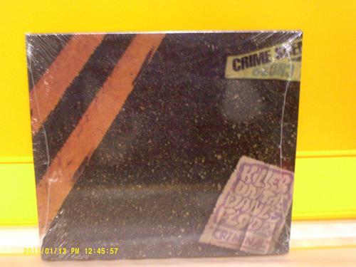 criminal - killer on the dancefloor - cd digipack