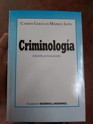 criminología de mármol