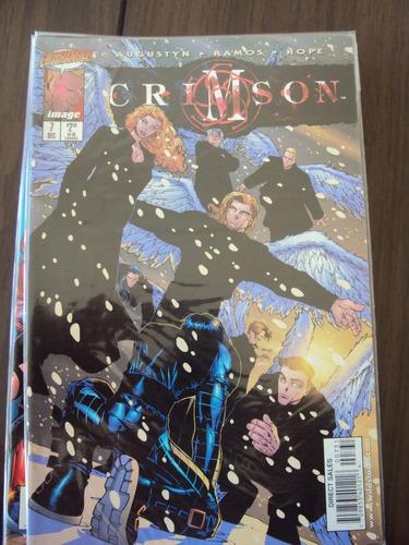 crimson # 07 - cliffhanger - importada