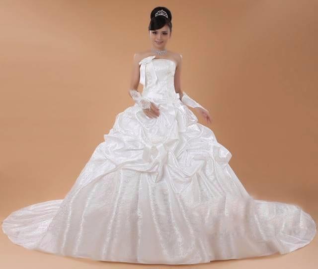 crinolina flexible para vestido novia con cola unitalla - $ 710.00