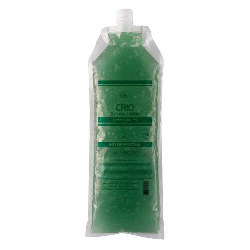 crio gel - gel crioterápico - fisioline cosméticos - 1kg