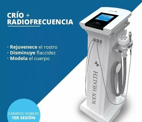 crio radiofrecuencia y himfu (alquiler)