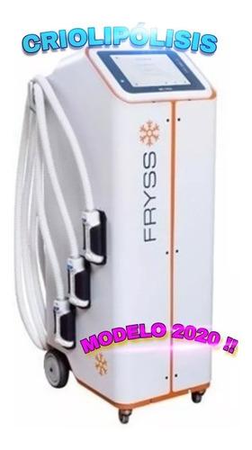 criolipólisis - alquiler. modelo 2020
