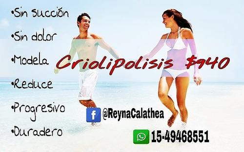 criolipólisis - depilacion laser - masajes