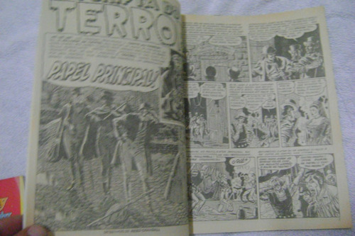 cripta do terror nº1 fevereiro de 1991  ed record excelente!