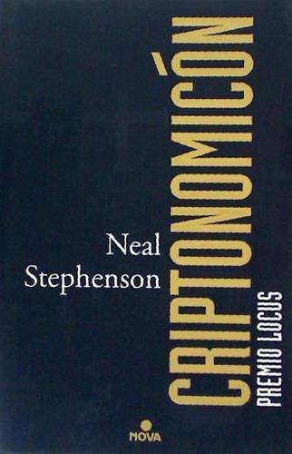 criptonomicón(libro novela y narrativa extranjera)