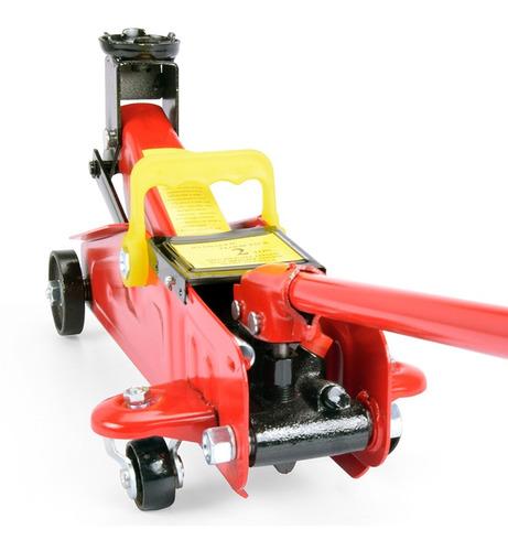 crique carrito gato hidráulico 2 tn reforzado auto 4x4