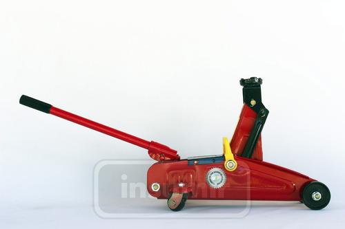 crique carrito gato hidráulico 2 toneladas reforzado