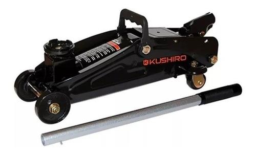 crique carrito gato hidraulico 2 toneladas reforzado kushiro