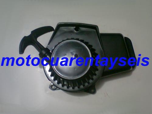 criquera de arranque mini cuatri atv 50 cc