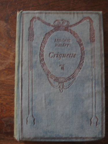 criquette ludovic halevy thomas nelson & sons editores 1914