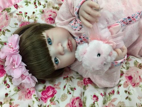 cris e zé couto bonecas -reborn sophia