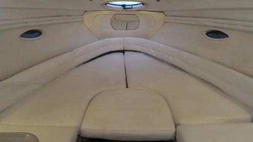 criscraft 25 cab com mercruiser 5.0 ai 2011 80 horas
