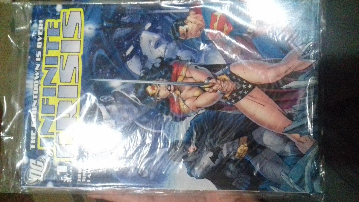 Crise Infinita Figures Dc Comics - R$ 550,00 em Mercado Livre