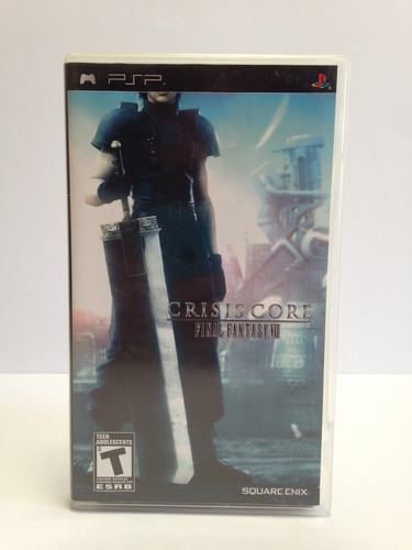 crisis core: final fantasy vii psp, cyclegames