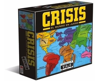crisis de viaje juego de mesa top toys
