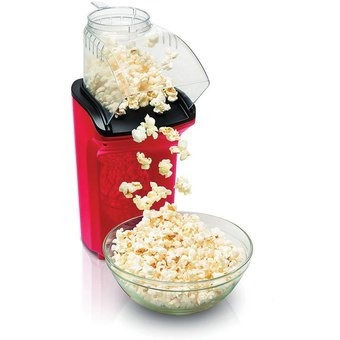 crispetera sin aceite aire caliente palomitas de maiz
