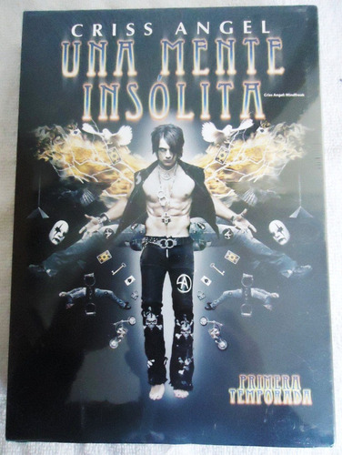 criss angel una mente insolita serie tv dvd