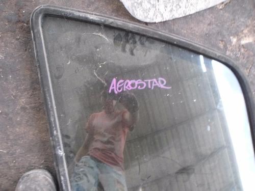 cristal aleta ford aerostar  92-97  tras-der