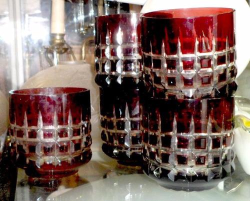 cristal art jarra